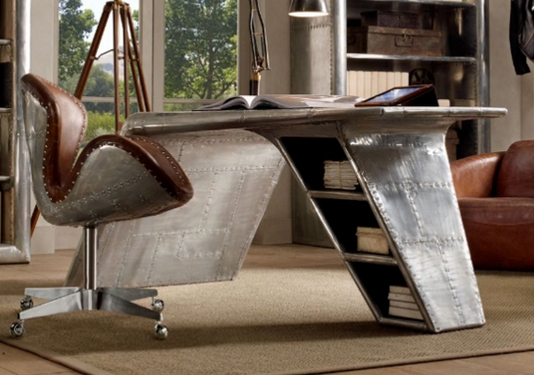 Metallic Colors In Modern Furniture For A More Elegant
