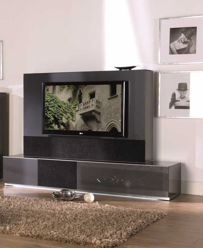 Modern Entertainment Center For Better Organization