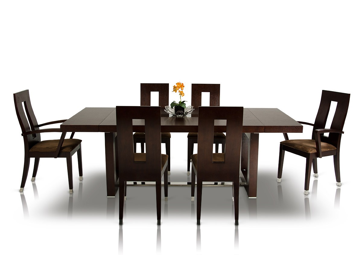 choosing the solid wood type of dining room furniture la furniture blog. Black Bedroom Furniture Sets. Home Design Ideas