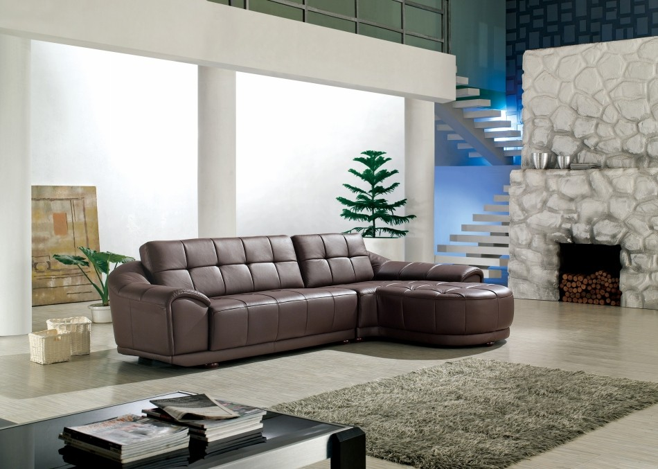Understanding Modern Sofas Made Of Bonded Leather