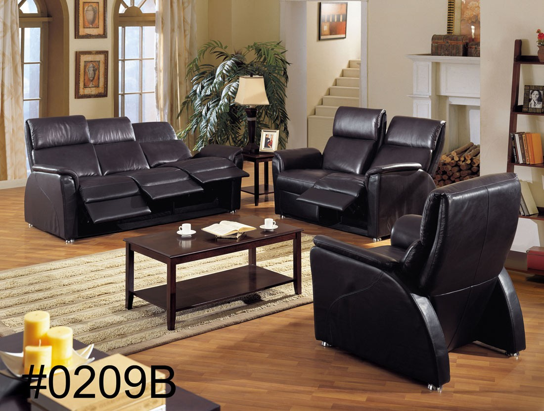 The Evolution Of Recliner Sofas La Furniture Blog ~ Leather Sofa And Recliners