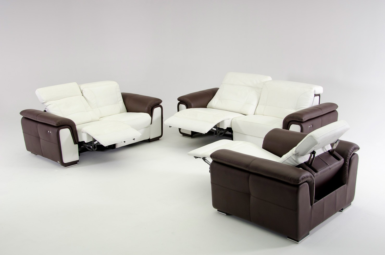 Recliners Contemporary The Evolution Of Recliner Sofas  La Furniture Blog