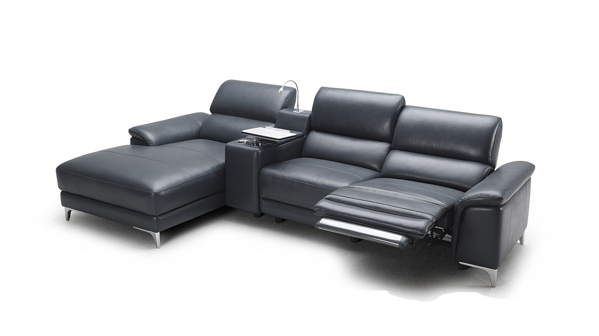 Recliners Contemporary Contemporary Reclining Sofa Chair Power Recliner Intended Ideas
