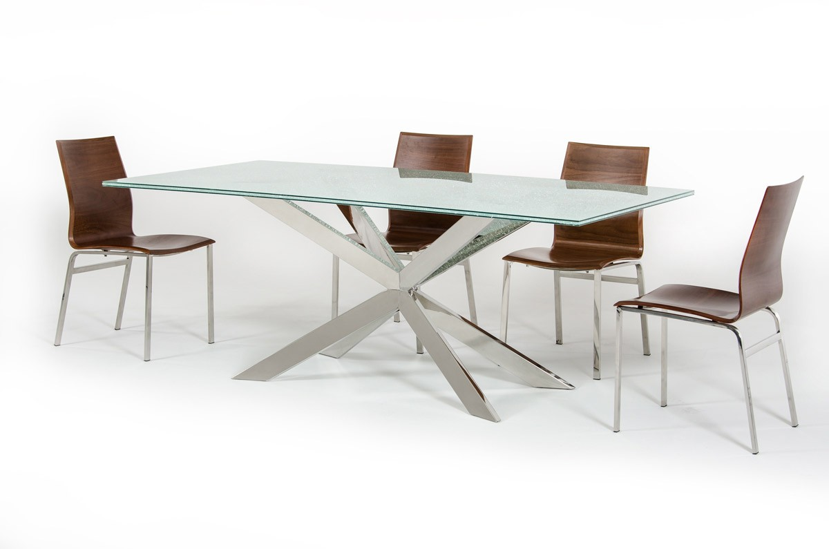 Rectangle Glass Dining Table dining table: the top 6 selection tips - la furniture blog