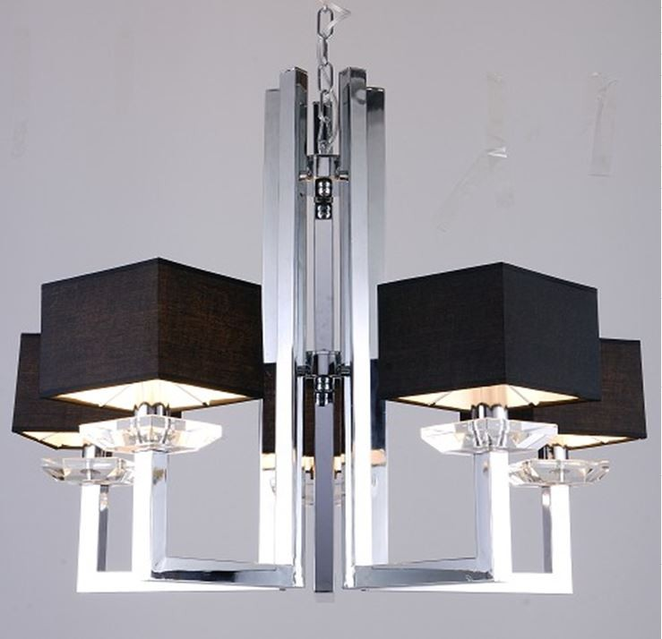 How ceiling lamps can bring a dramatic change in your home la square chandelier aloadofball Gallery