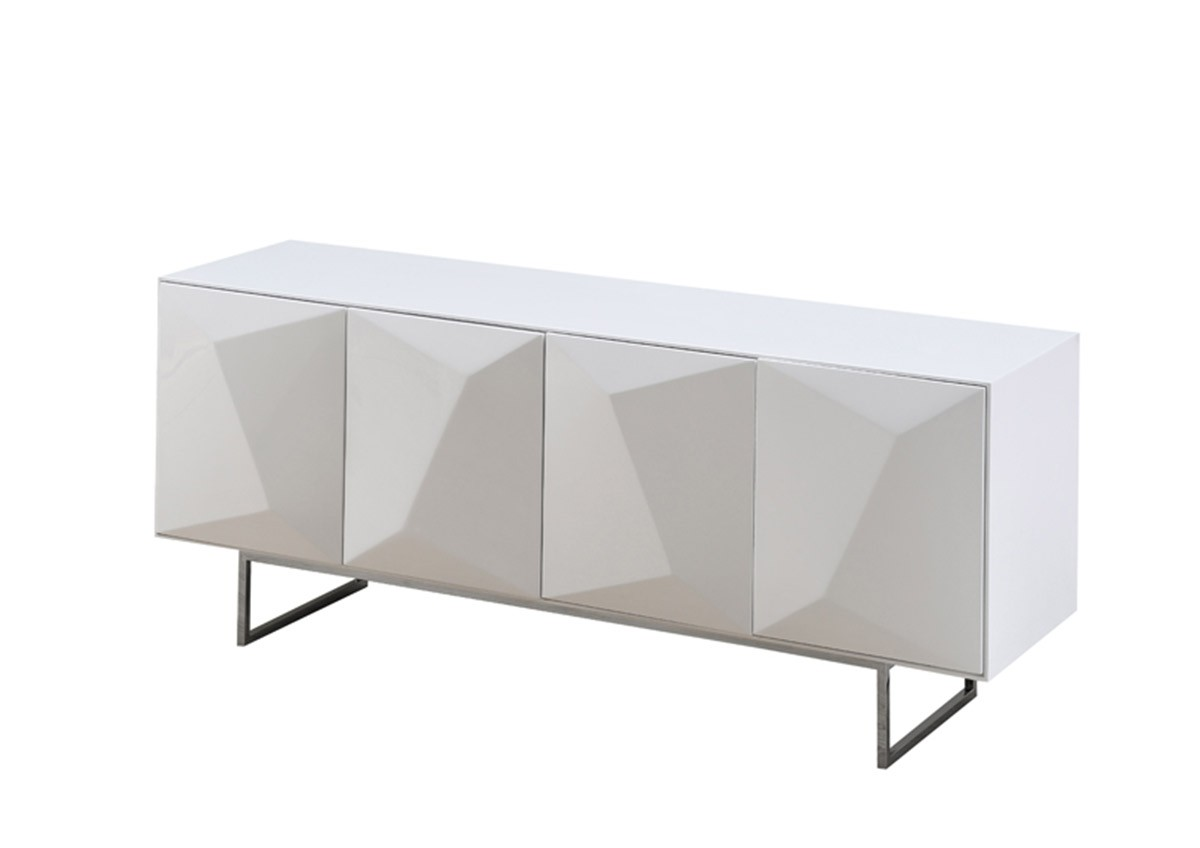 Popular 225 list modern white credenza for What does contemporary furniture mean