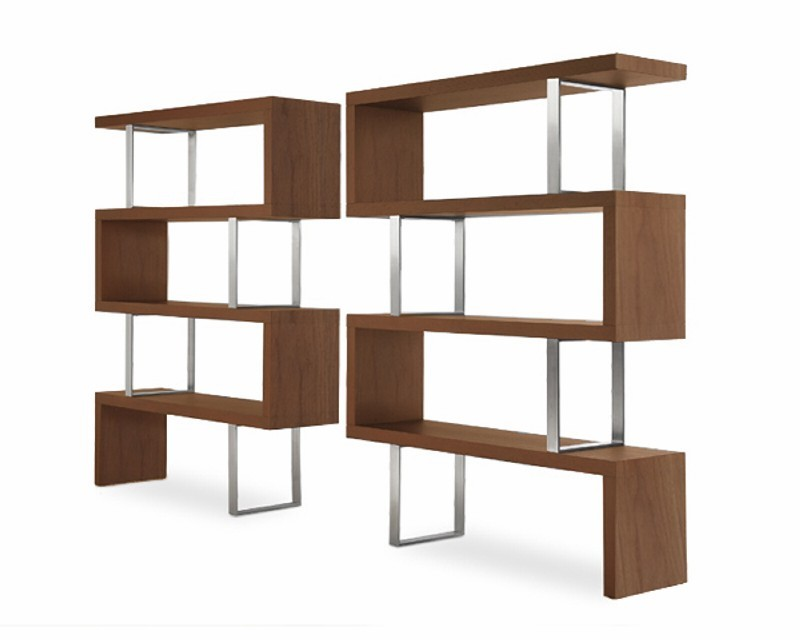 Bookshelf Or Bookcase Puts Order To Your Books And