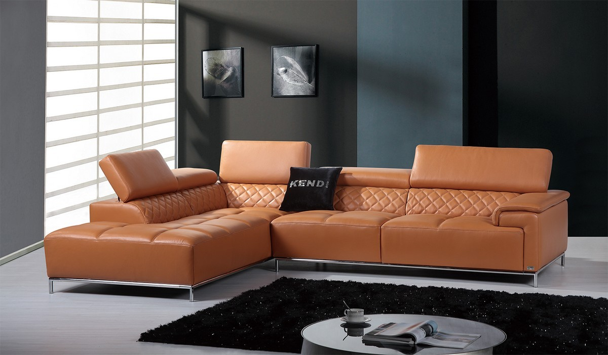 Contemporary Archives Page 21 Of 151 La Furniture Blog ~ Modern Leather Sofa Brown