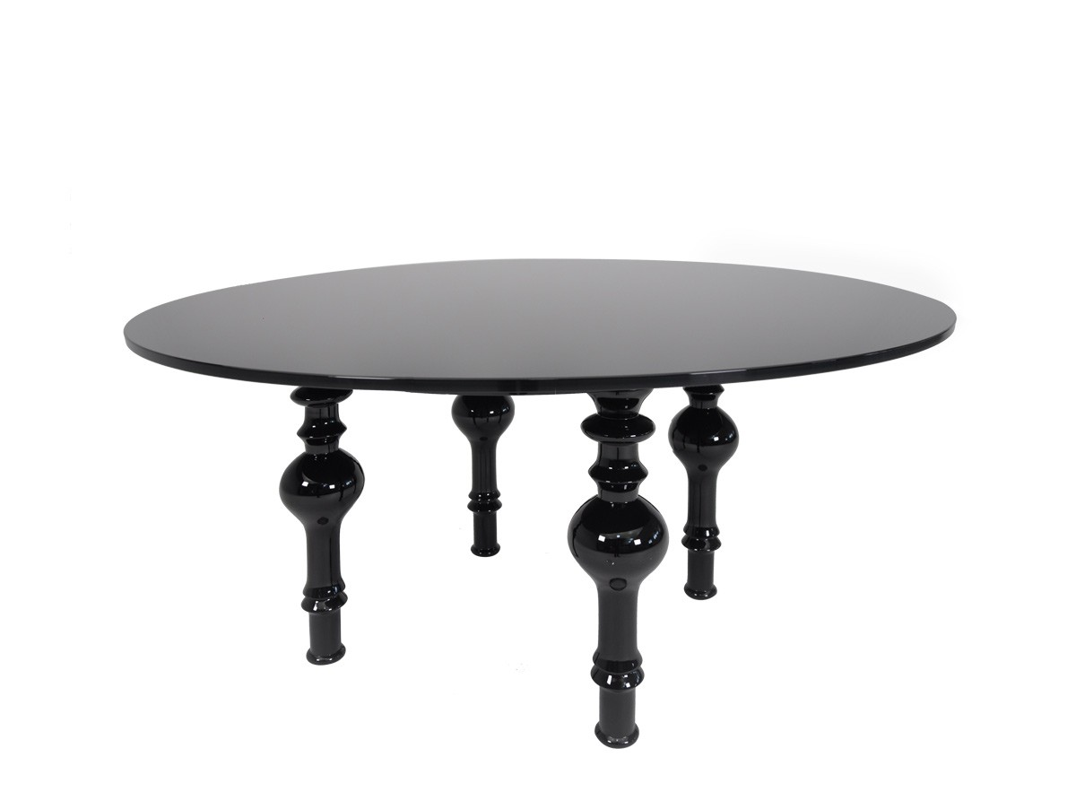 Nayri Black Table