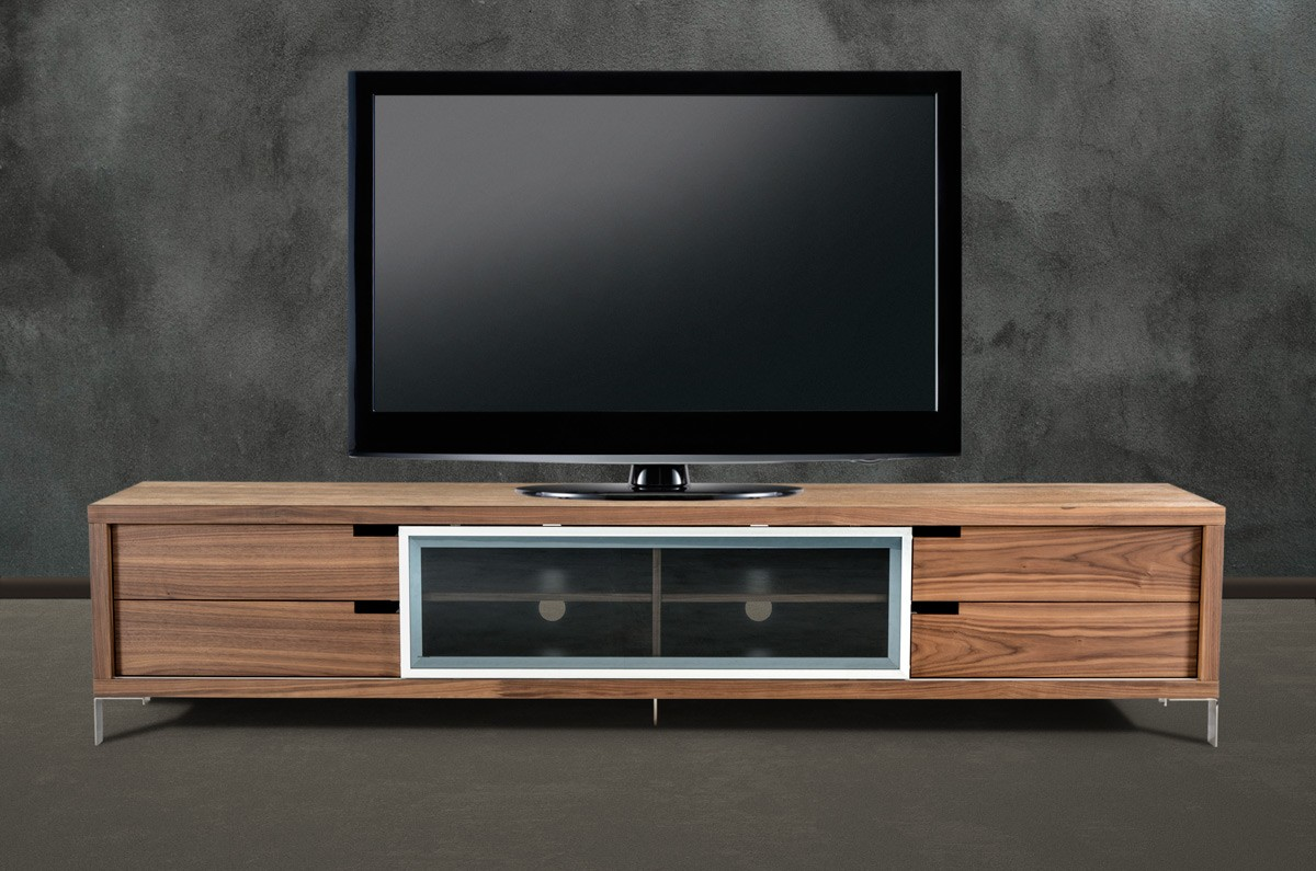 Wood Entertainment Center Buying Tips La Furniture Blog