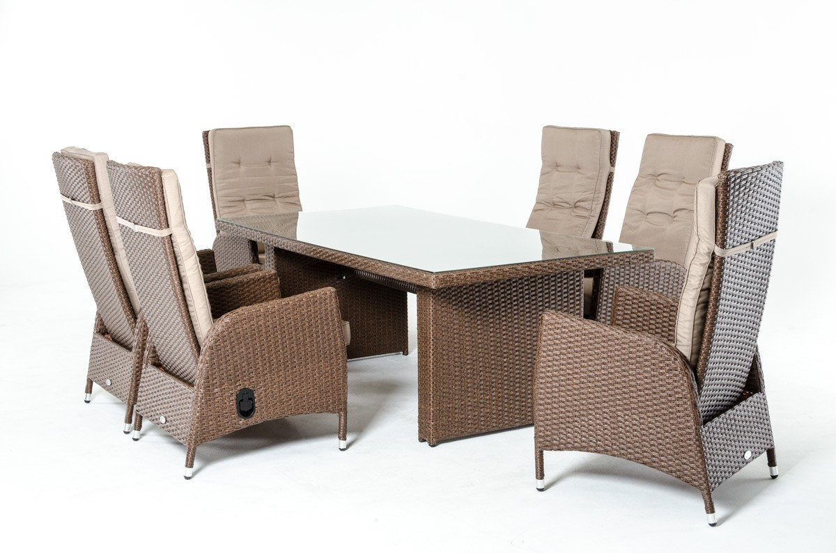 Make the most of your patio space with modern patio for La furniture