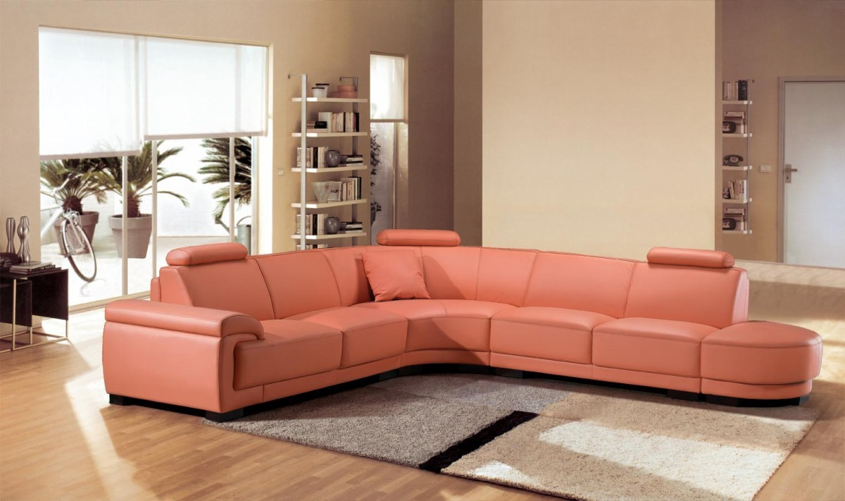 Greet the new year with a modern living room design la for La furniture