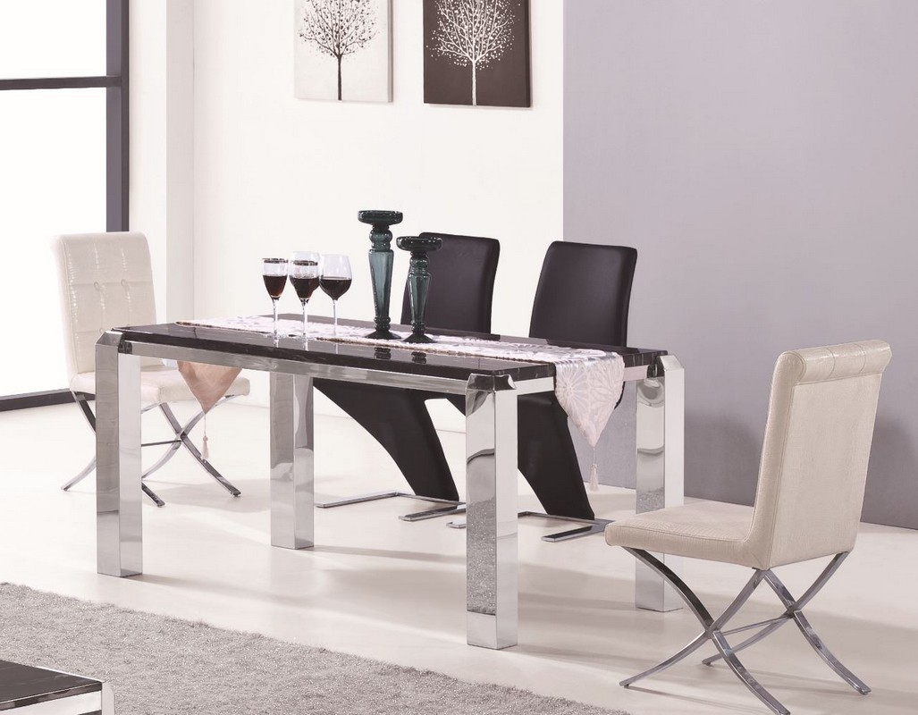 Understand the various standard dining table measurements for La furniture