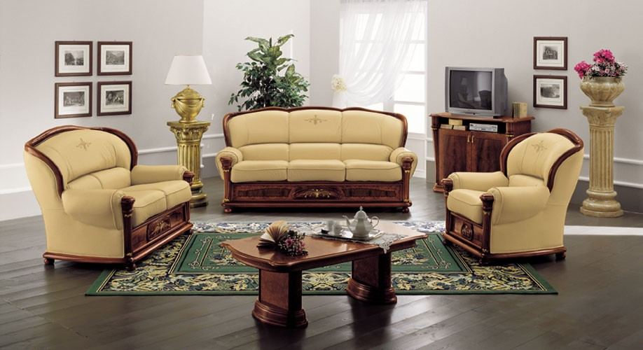 An Impressive Sofa Set Adds Charm to Your Living Room - LA ...
