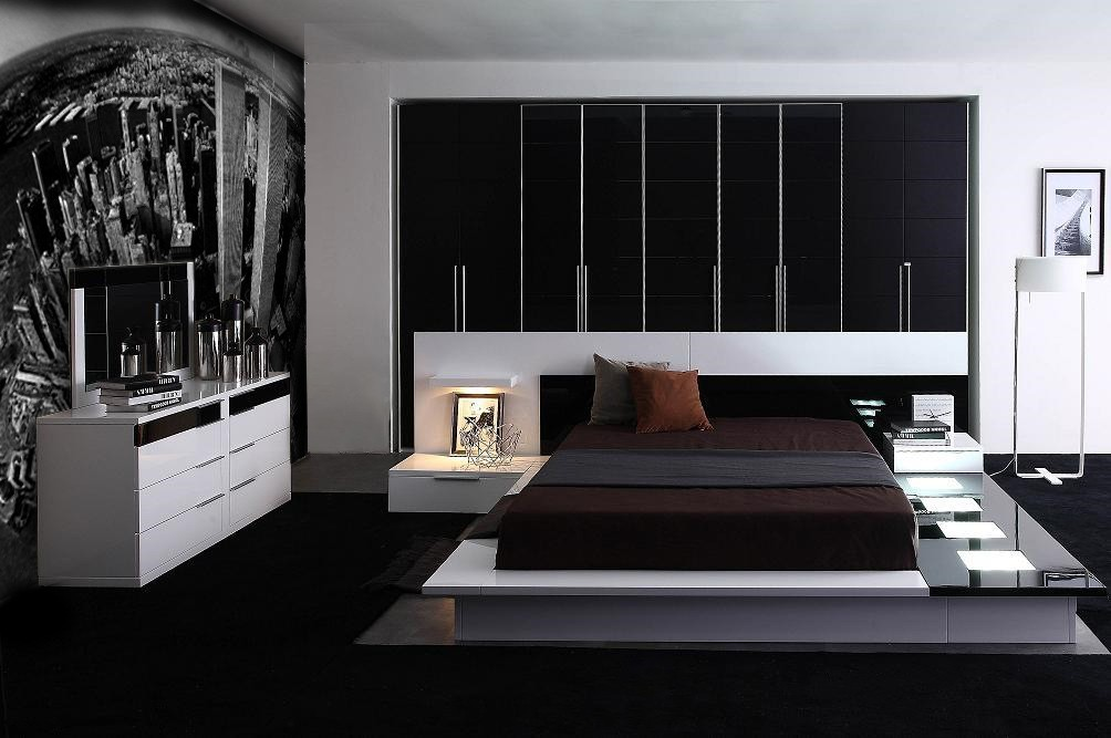 The Best Technique On Choosing A Bedroom Set For A Modern Feel LA Cool Best Modern Bedroom Furniture