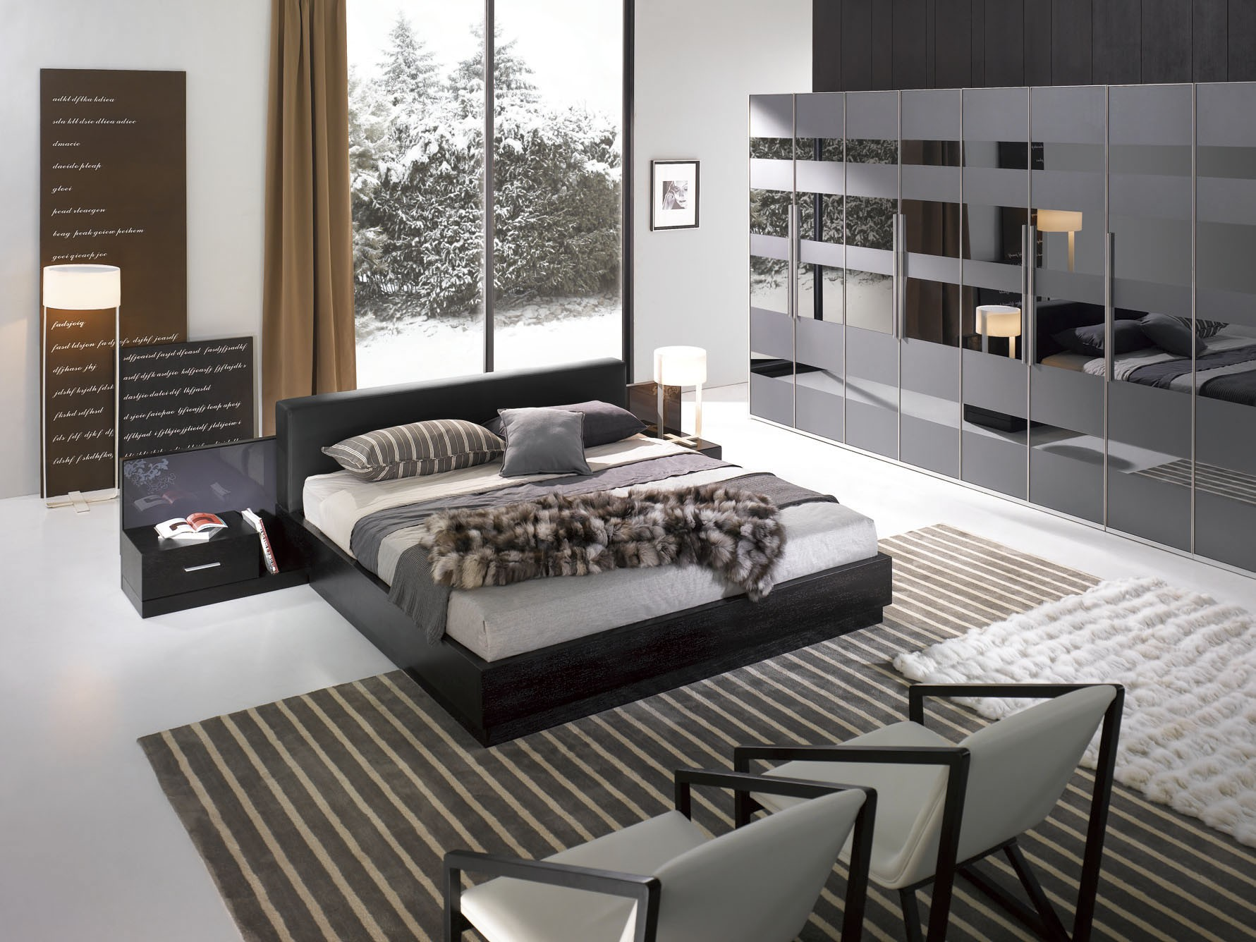 Superior ... Of Oak Wood Modern Furniture That Is Reasonably Prices. Their Main  Showroom Is Located In Santa Fe, Los Angeles City, West Pavilion, Woodland  Hills, ...