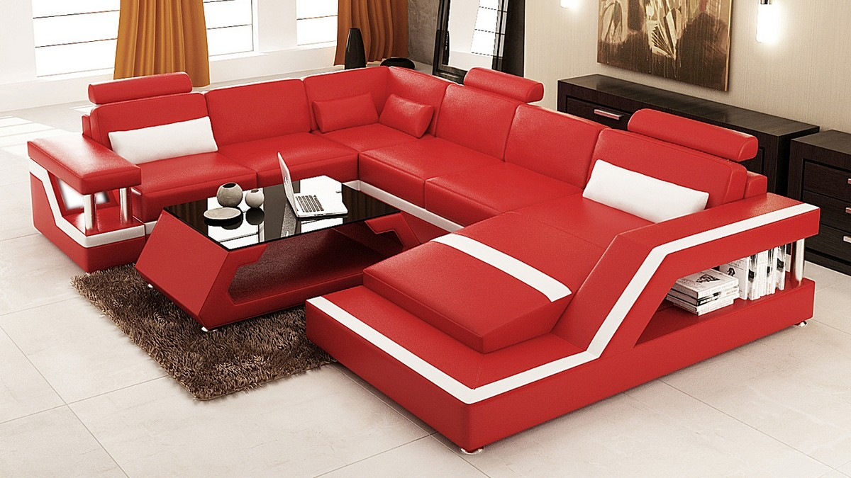 Why Choose Red Color Modern Furniture And D Cor La Furniture Blog # Muebles Fairmont