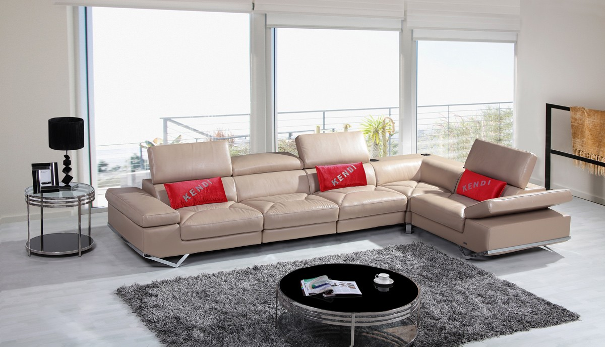 How To Harmonize Colors And Modern Furniture In Your Home Design La Furniture Blog