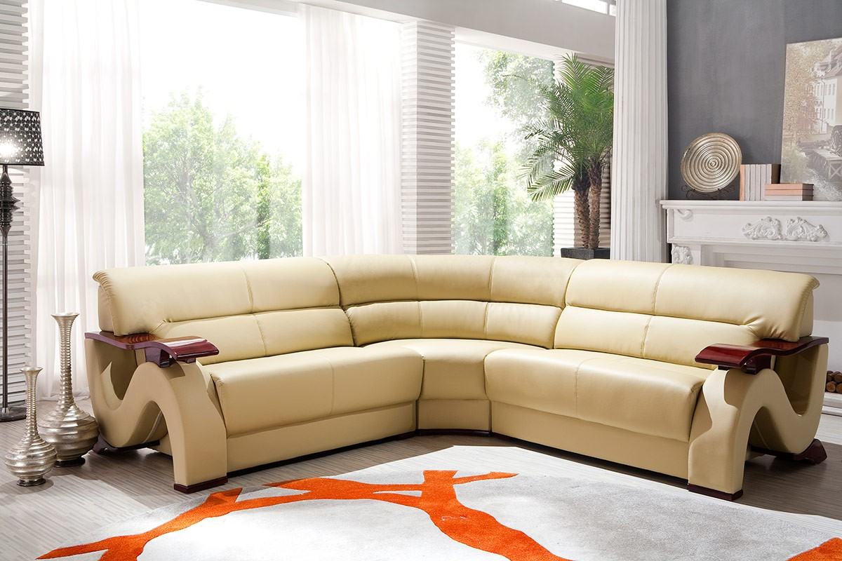 choosing between leather sofa and fabric sofa la furniture blog. Black Bedroom Furniture Sets. Home Design Ideas