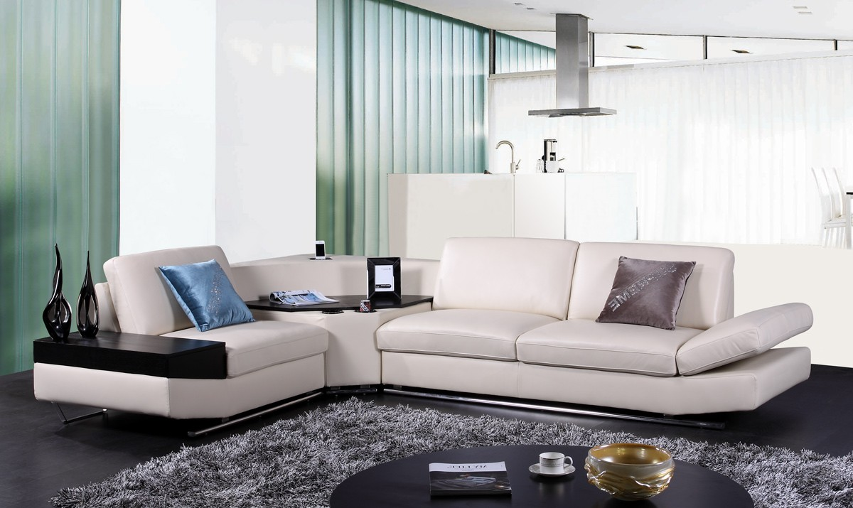 The Different Types Of Leather Used For Furniture La Furniture Blog ~ Different Types Of Sofa Beds