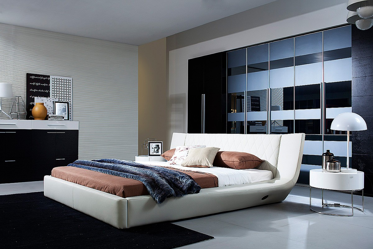 How to turn a room into a multifunctional bedroom la for Sleeping room interior design