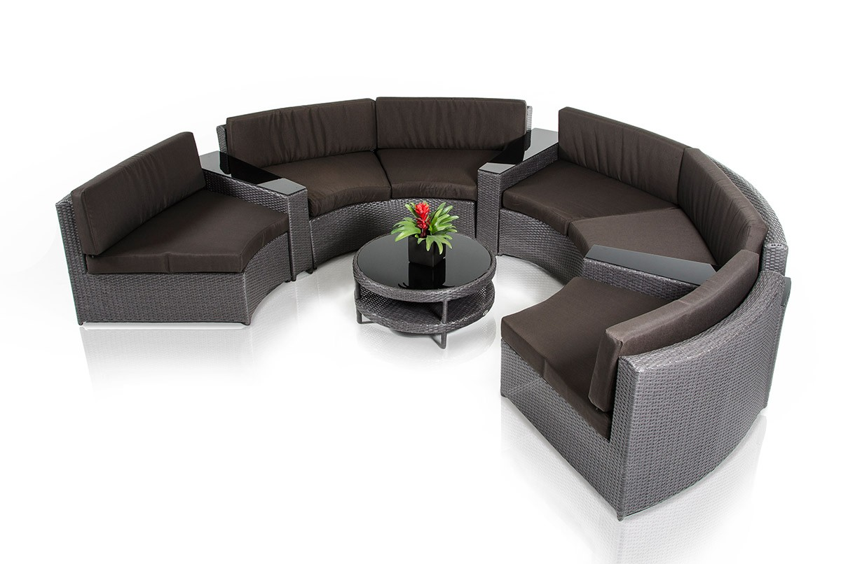 Modern patio archives page 2 of 10 la furniture blog for Round patio couch