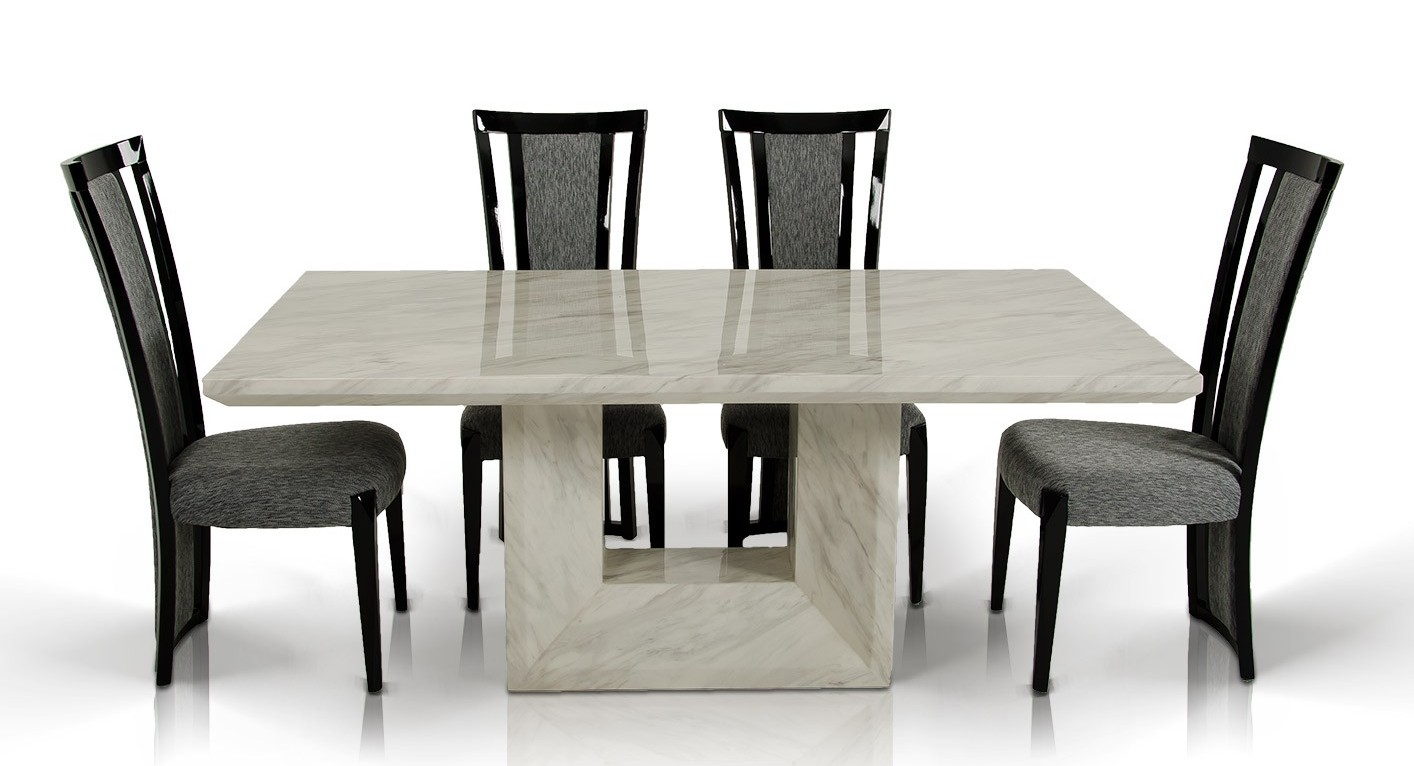 useful tips on the size of modern dining table la