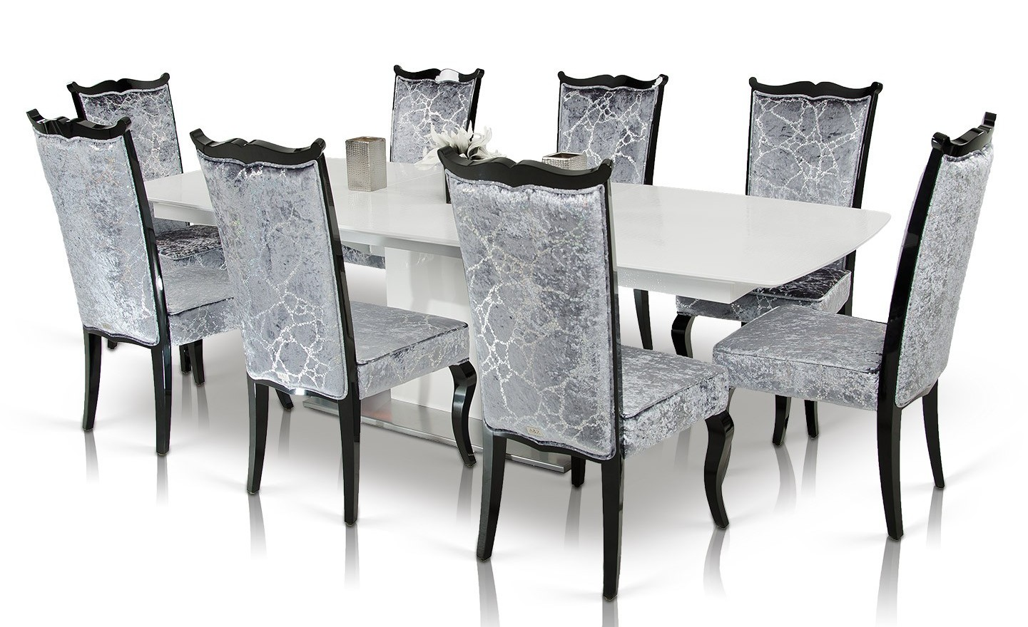 Useful Tips On The Size Of Modern Dining Table LA Furniture Blog