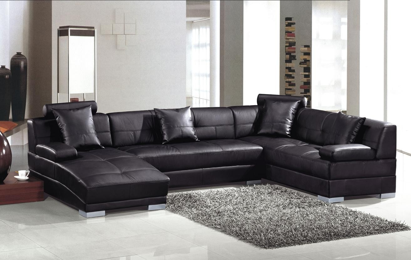 Leather Furniture Is A Por Choice Among Interior Decorators Particular Black What Makes It The Best Option Durability Of That