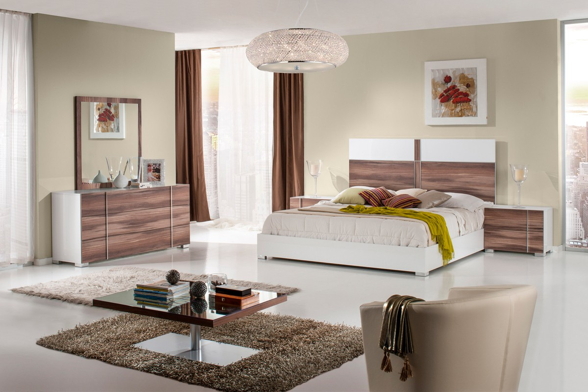 Italian furniture bedroom sets