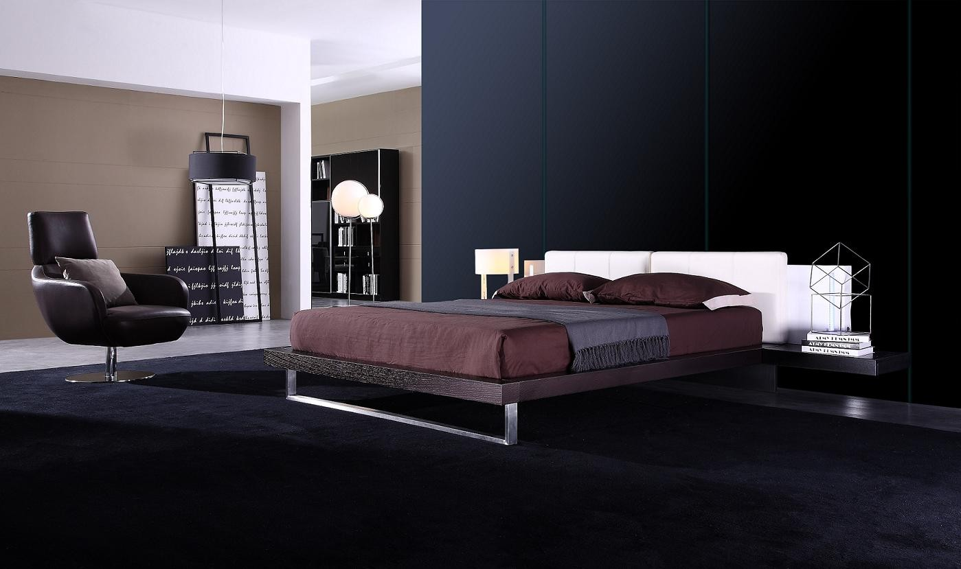 How to have a zen inspired bedroom with modern furniture for La furniture