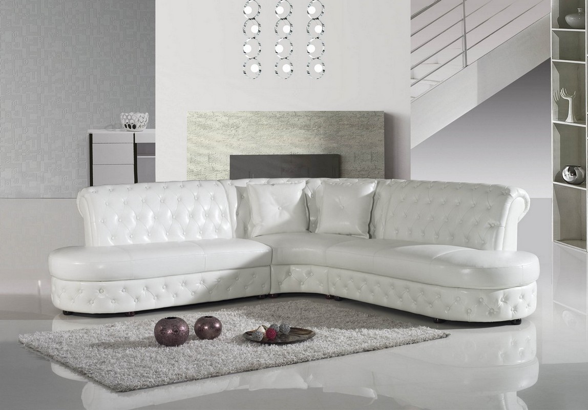 Decorating Ideas for a Small Modern Living Room - LA Furniture Blog
