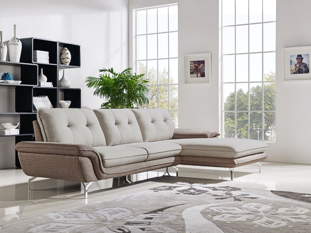 l shaped modern sectional sofas to beautify that corner