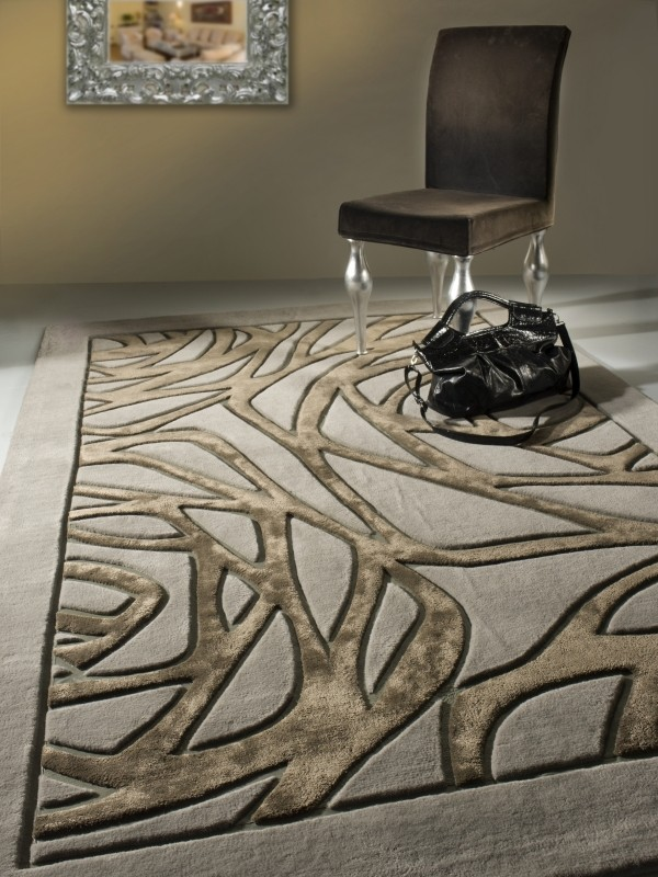 Modern area rugs how to choose like an expert la furniture blog - Choosing contemporary modern furniture ...