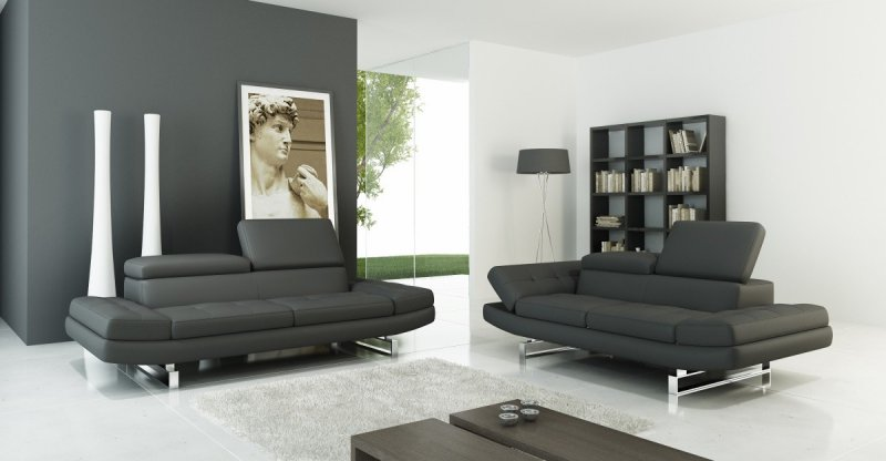 Maximize Modern Living Room Space With Less Money