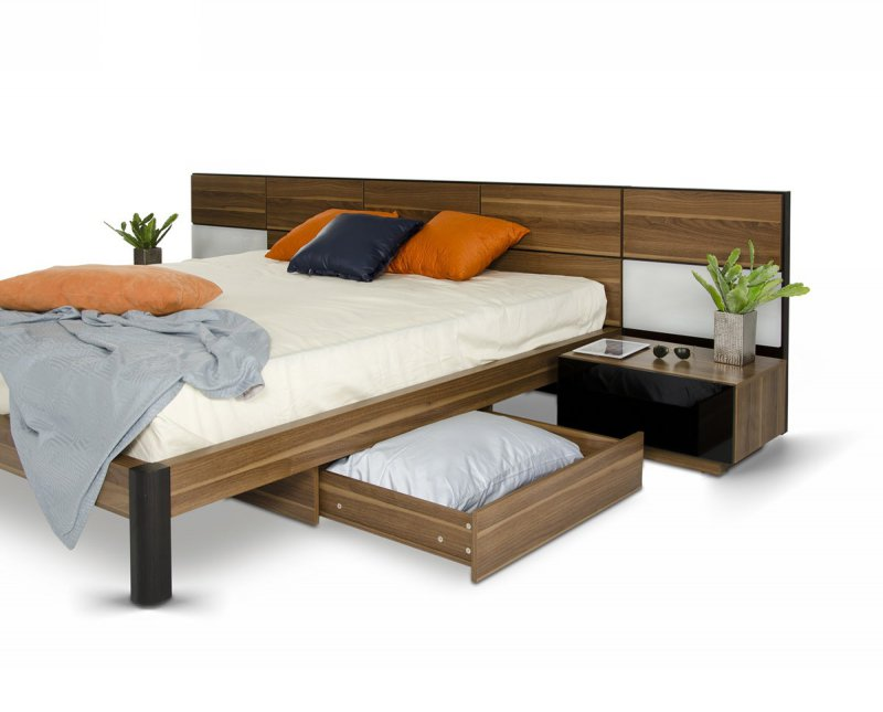 La furniture store blog where to get affordable modern for Affordable modern bedroom sets