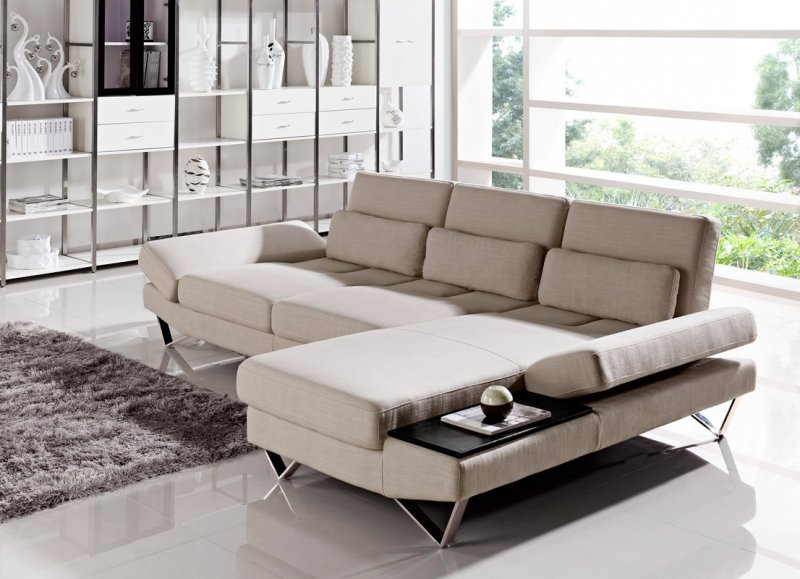 Maximize Modern Living Room Space With Less Money La Furniture Blog
