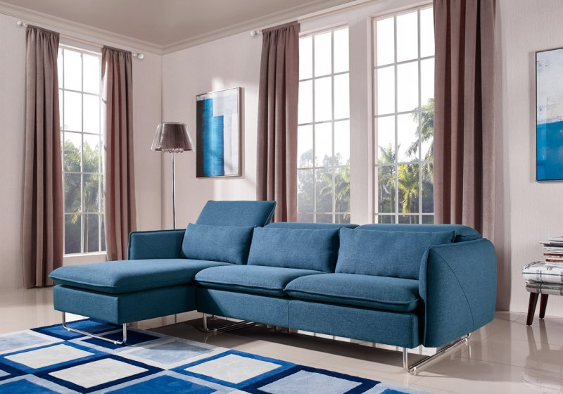 Modern Furniture Upholstery modern living room sets fabric upholstery - la furniture blog