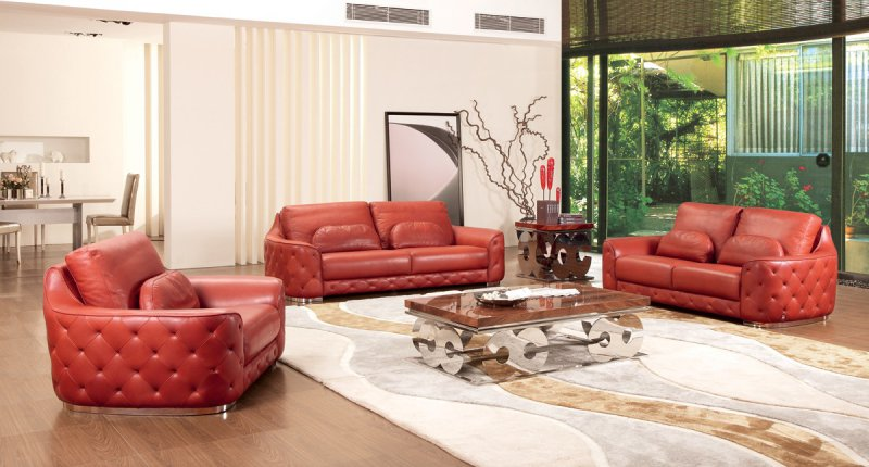 Modern Leather Living Room Furniture taking care of modern leather living room furniture - la furniture