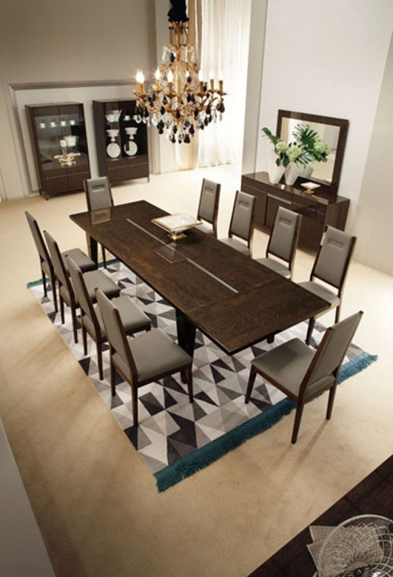 la furniture store blog extendable dining tables for a modern dining room. Black Bedroom Furniture Sets. Home Design Ideas