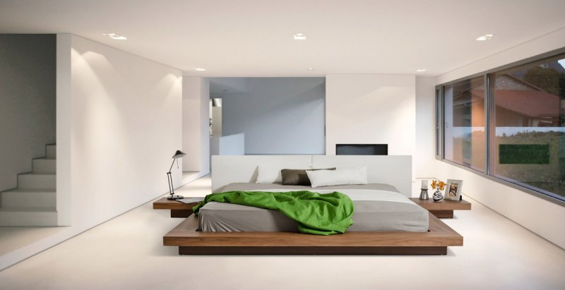 A Modern King Size Bed Would Even Be The Most Preferred By The Male Sex. Men  Prefer Larger Beds Because It Connotes Independence And Authority.