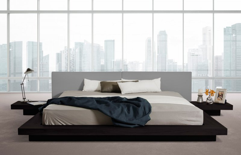 With This Presentation Modern Furniture Designers Are Able To Enhance Its Look By Adding Accents Such As Tufts Lighted Platform Shaped Headboard And
