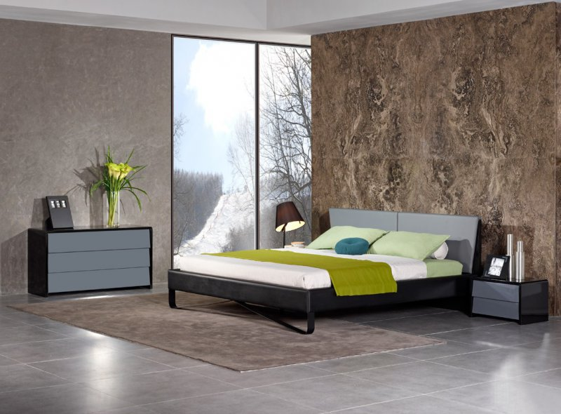 Modern Bedroom Furniture for a Man - LA Furniture Blog