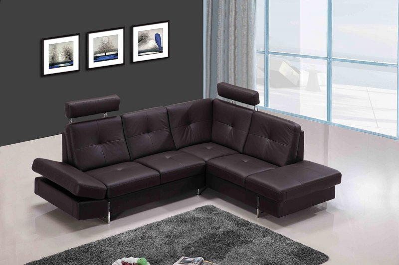 6 sure tips on finding a comfortable modern chaise sofa la