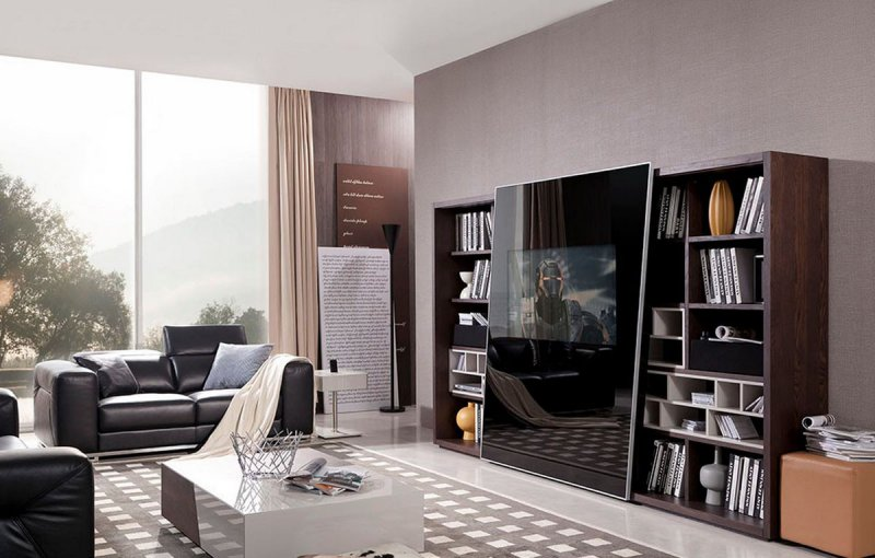 Whether You Choose A TV Stand With A Lift System, Hutch, Or Built In  Lights, Modern Furniture Los Angeles Has Modern And Contemporary TV Stands  That You ...